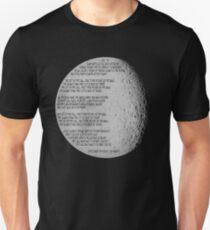 Little Drop of Poison - Lyrics Unisex T-Shirt