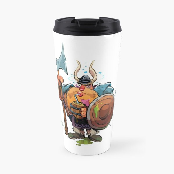 TPK Fighter Travel Mug