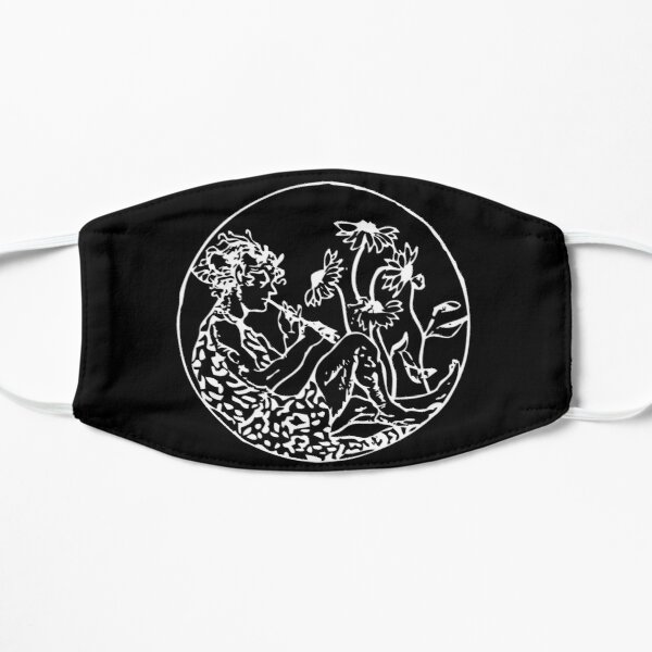 Dionysus Flat Mask