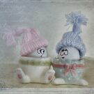 Easter Buddies by Sandra Rossouw