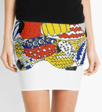 Caos Mini Skirt