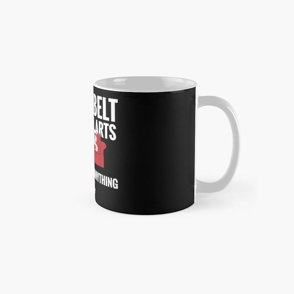 Black Belt In Partial Arts Mugs