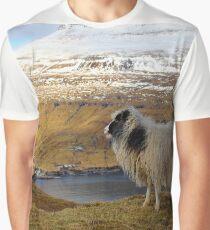 Wildlife in wintertime  Graphic T-Shirt