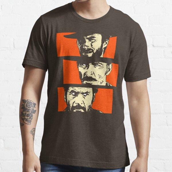Blondie, Angel Eyes, Tuco Essential T-Shirt