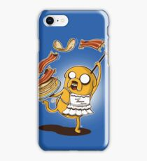 MAKIN' BACON PANCAKES iPhone Case/Skin