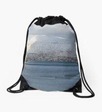 The Faroe Islands  Drawstring Bag