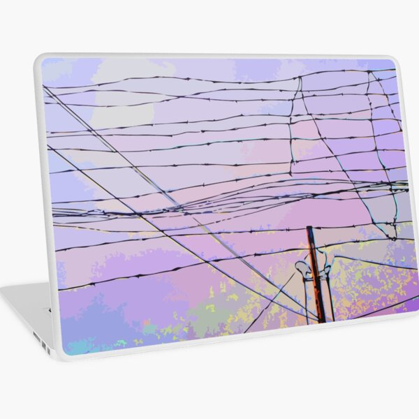 Messages and Dreams Laptop Skin