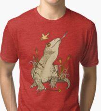 King Komodo Tri-blend T-Shirt