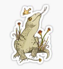 King Komodo Sticker