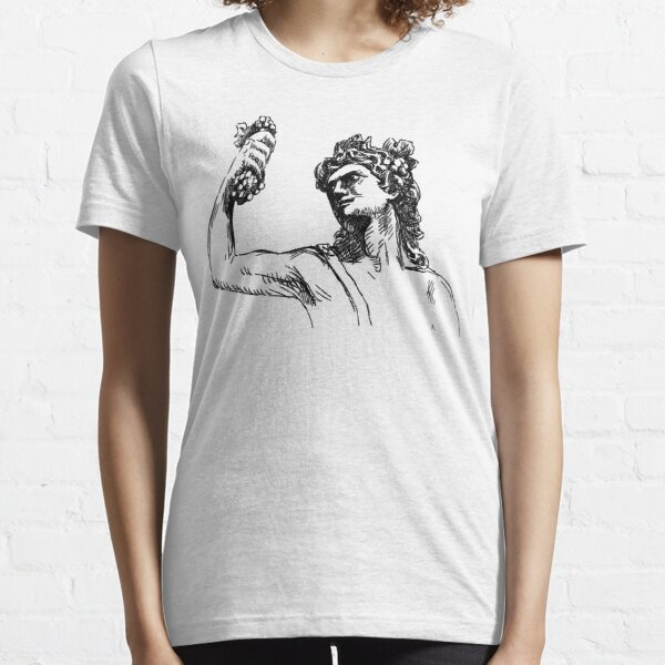 Theatre of Dionysus Drawing Essential T-Shirt
