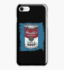 SHREDDER'S RALPH SOUP iPhone Case/Skin