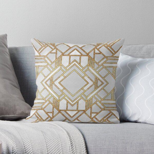 Art Deco 1 Throw Pillow