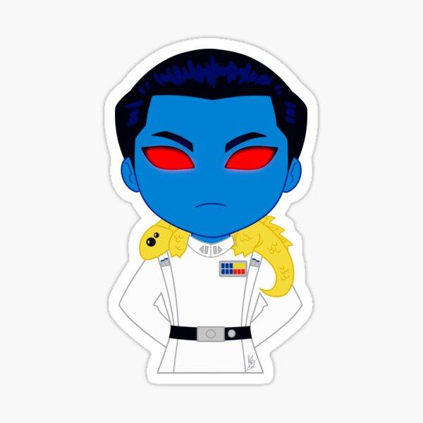 Little Heir to the Empire Sticker