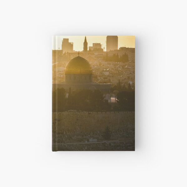 Holy City Hardcover Journal