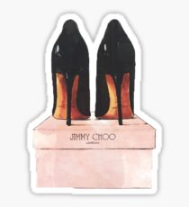 Jimmy Choo Shoes Sticker