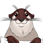 Otter in your pocket! by CoyoDesign