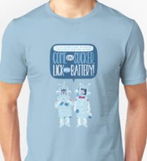 Flight of the Robots T-Shirt