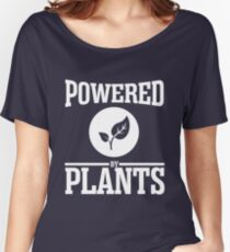 Powered by plants Women's Relaxed Fit T-Shirt