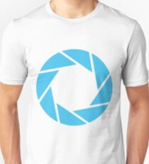 Aperture Science (Blue) T-Shirt