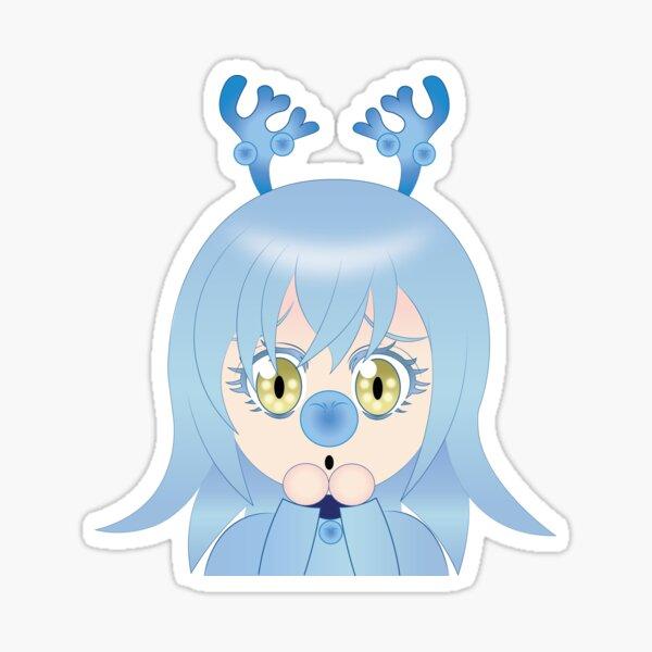 Rimuru Advent/Rimuradvent 25 20 Sticker