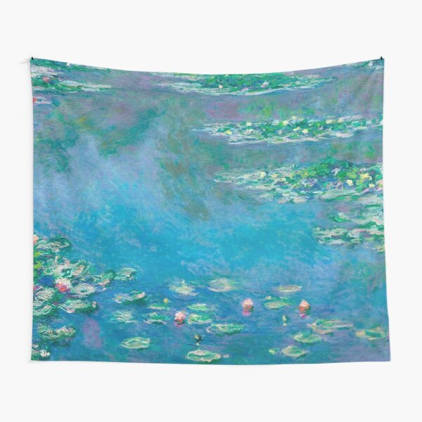 Water Lilies by Claude Monet Tapestry