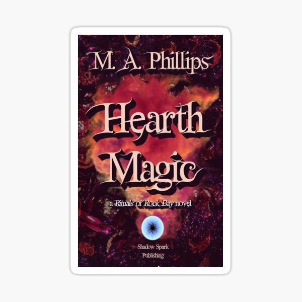 Hearth Magic Cover Sticker