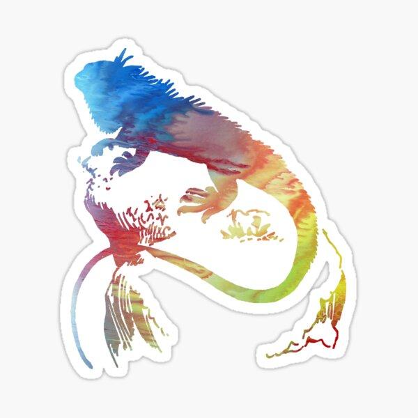 Iguana  Sticker