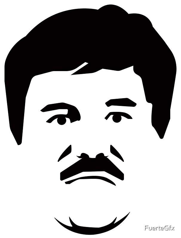 El Chapo Stickers Redbubble