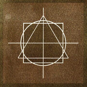 Van Dyke Geometry by rachelcphotoart