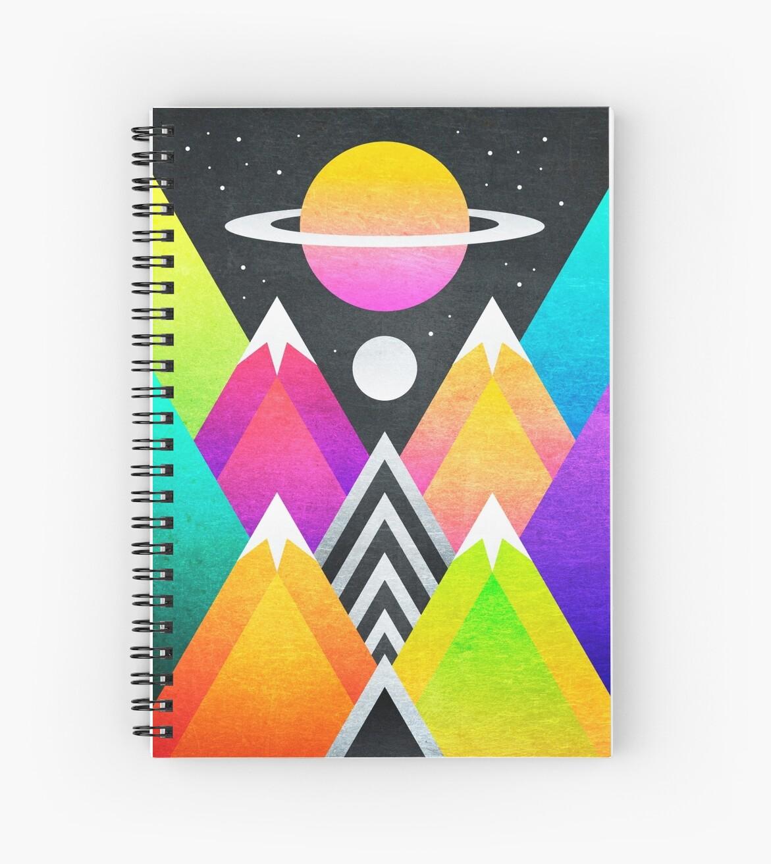 Saturngipfel von Elisabeth Fredriksson
