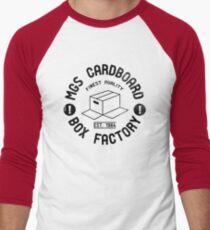 MGS Cardboard Box Factory T-Shirt