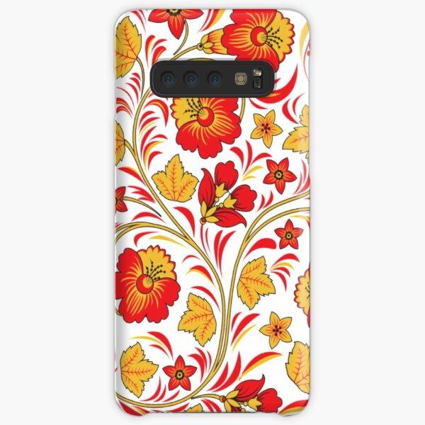 Patterns of the Russian North - Узоры русского севера Samsung Galaxy Snap Case