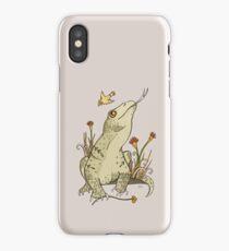 King Komodo iPhone Case/Skin