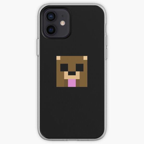 Happy Bear Funda blanda para iPhone