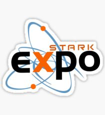 Stark Expo Sticker