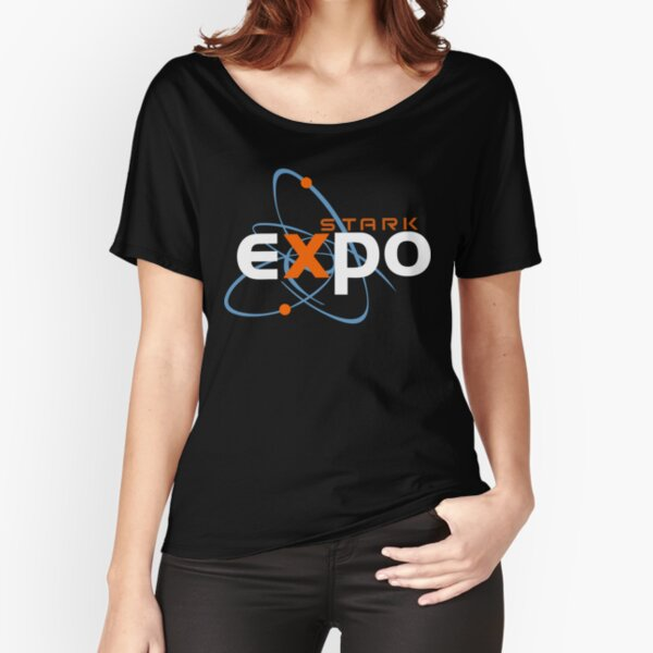 Stark Expo Relaxed Fit T-Shirt