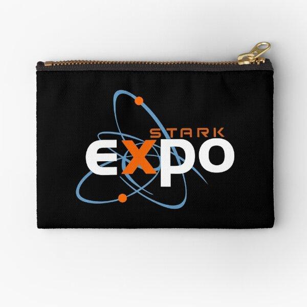 Stark Expo Zipper Pouch