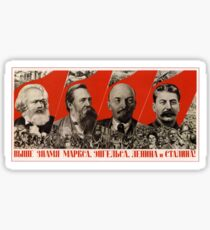 Communists Sticker