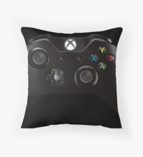 Xbox: Throw Pillows Redbubble