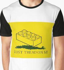 dont tread on legos Graphic T-Shirt