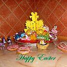 Happy Easter! by Ana Belaj