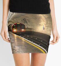 London Underground Mini Skirt