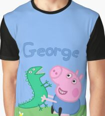George Pig Graphic T-Shirt