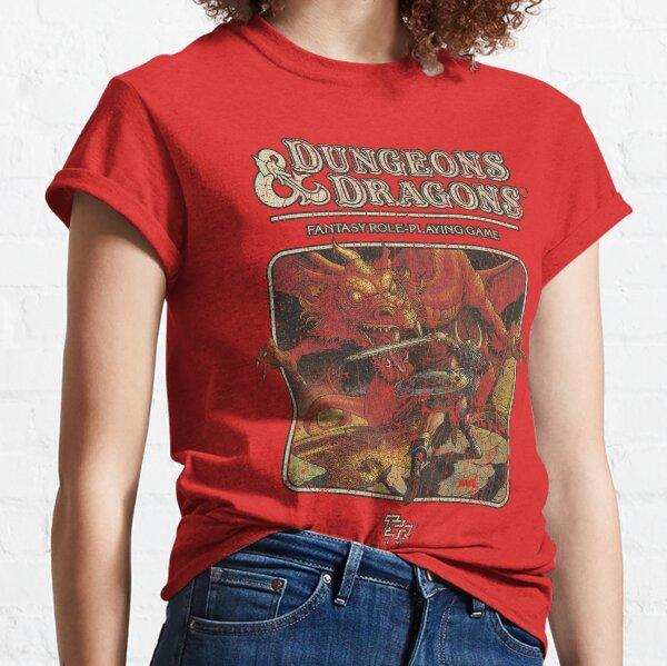 Dungeons & Dragons 1974 Classic T-Shirt