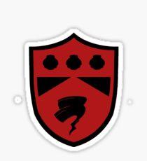Storm Vongola Ring Sticker