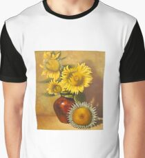 Tournesol Graphic T-Shirt