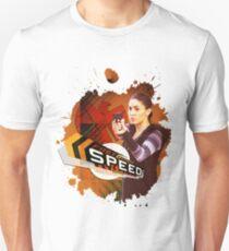 AoS Yo-Yo Rodriquez (Slingshot the Secret Warrior) - Fast Speed! T-Shirt