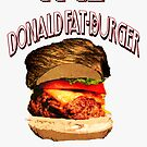 """""""The Donald Fat-Burger"""" by Mike Pesseackey (crimsontideguy)"""