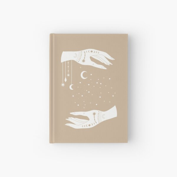 The Tan Aesthetic - Law Of Attraction  Hardcover Journal