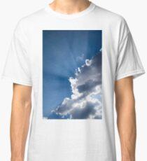 Blue Sky and Sunbeams Classic T-Shirt